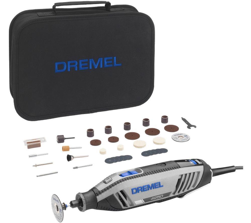 DREMEL 4250-35 35-Piece Rotary Tool Kit
