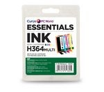 ESSENTIALS HP364 Cyan, Magenta, Yellow & Black HP Ink Cartridges - Multipack