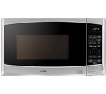 LOGIK L20MS14 Solo Microwave - Silver