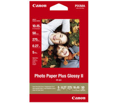 100 x 150 mm PP-201 Glossy Photo Paper - 50 Sheets