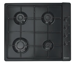 CANDY CLG64SPN Gas Hob - Black
