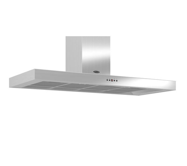 BRITANNIA Arioso K7088A12S Chimney Cooker Hood - Stainless Steel