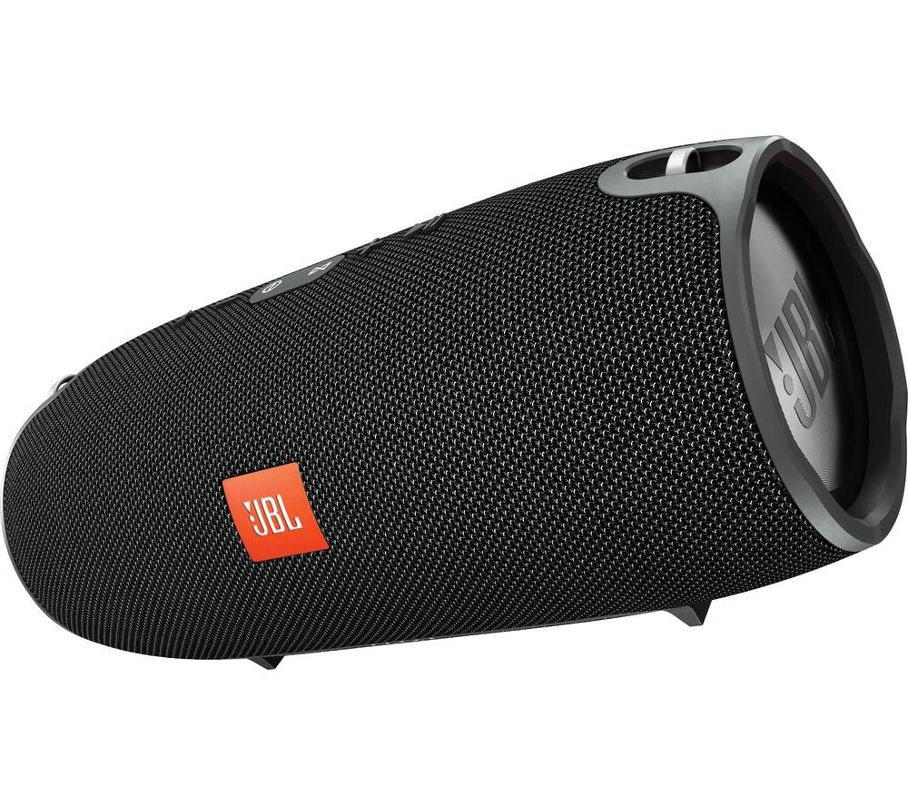 Buy JBL XTREME Portable Bluetooth Wireless Speaker - Black | Free