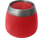 JAM Replay HX-P250RD Portable Bluetooth Wireless Speaker - Red