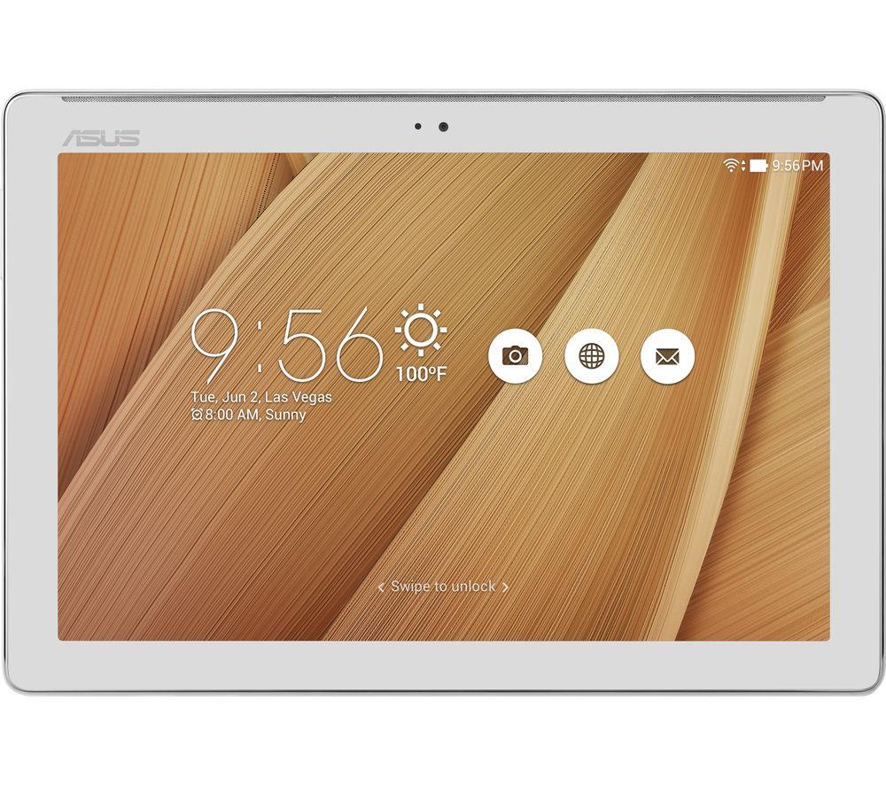 "ASUS ZenPad Z300M 10.1"" Tablet - 16 GB, Rose Gold + LiveSafe Premium - 1 user / unlimited devices for 1 year + Cloud Storage for Tablets & Mobiles - 200 GB, 1 year"
