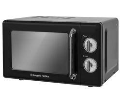 RUSSELL HOBBS RHRETMM705B Solo Microwave - Black