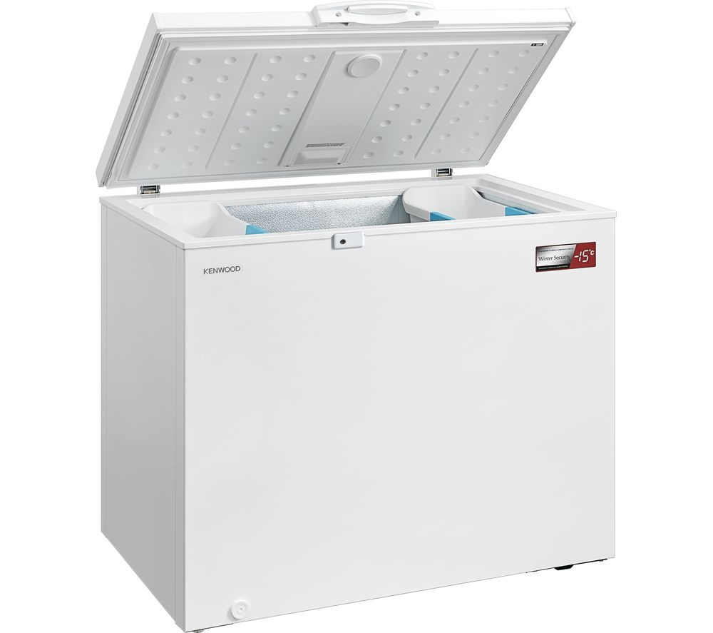 KENWOOD K250CFW17 Chest Freezer - White