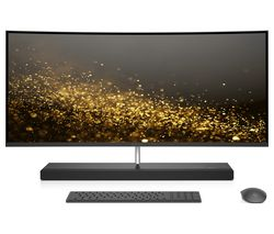 HP ENVY 34-b000na Curved All-in-One PC