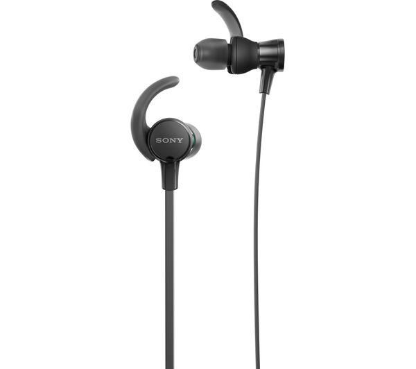SONY Extra Bass Sports MDR-XB510ASB Headphones - Black