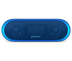 SONY SRS-XB20 Portable Bluetooth Wireless Speaker - Blue