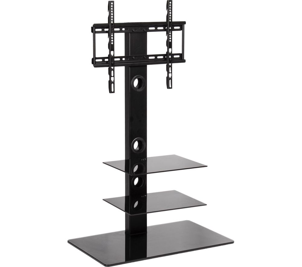 MMT Rio CBM3 TV Stand with Bracket - Black