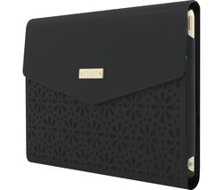 KATE SPADE New York Leather iPad mini 4 Envelope Folio Case - Black