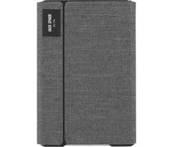 JACK SPADE Tech Oxford iPad mini 4 Folio Case - Grey