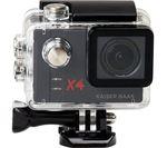 KAISER BAAS X4 Action Camcorder - Black