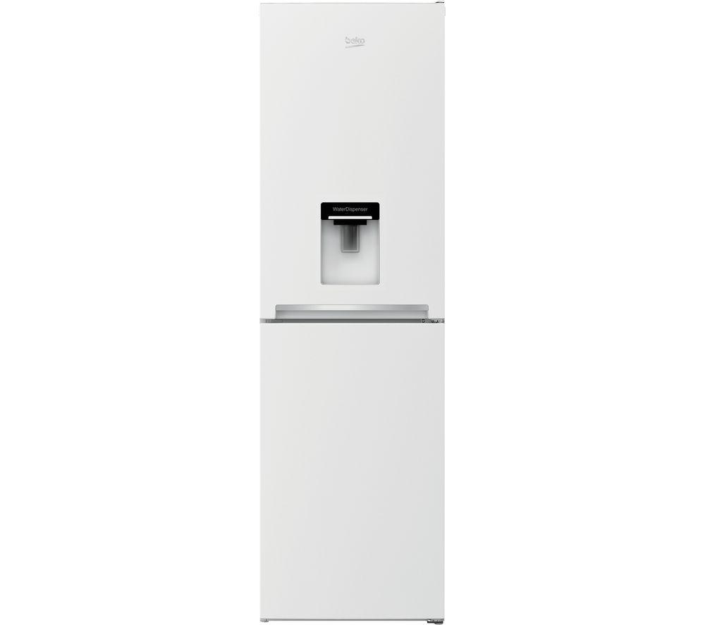 BEKO CSG1582DW 50/50 Fridge Freezer - White