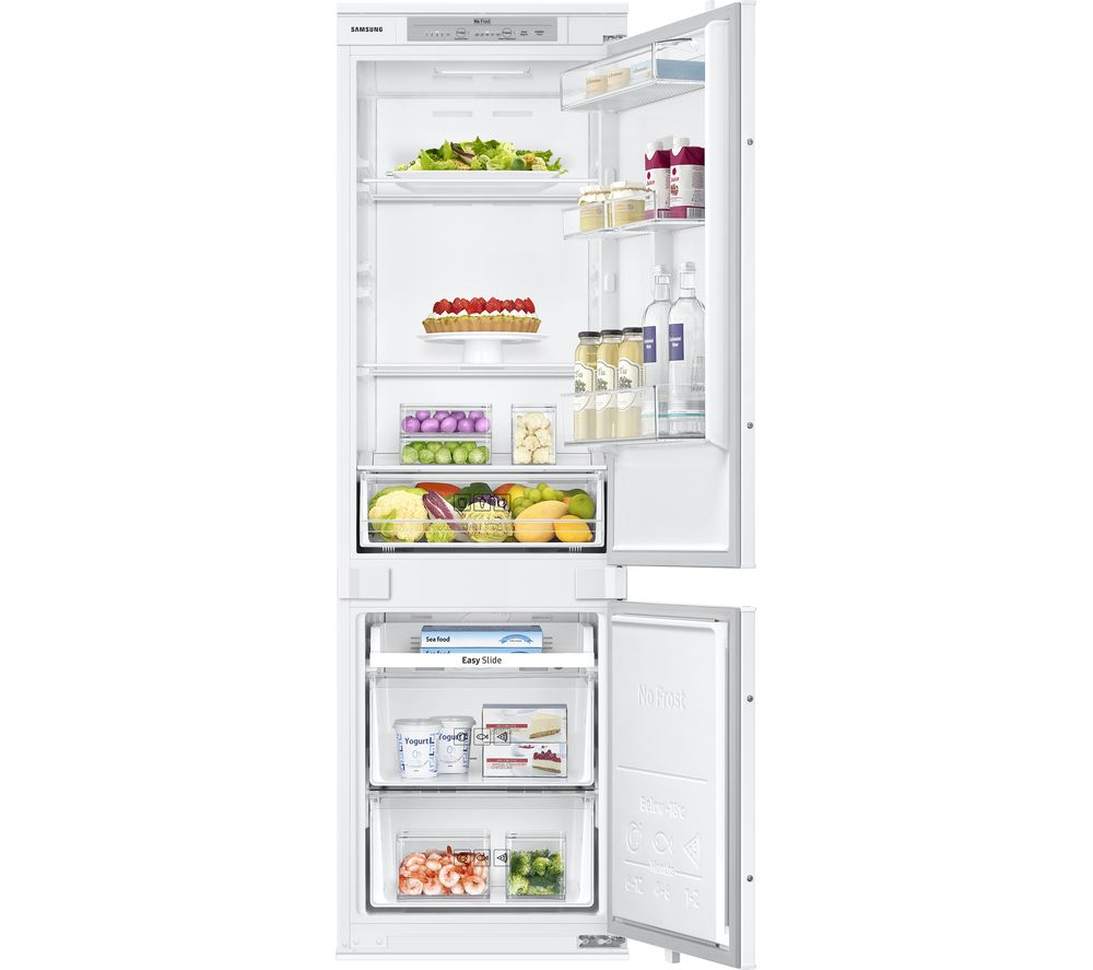 Compare prices for Samsung BRB260000WW-EU Integrated 60-40 Fridge Freezer