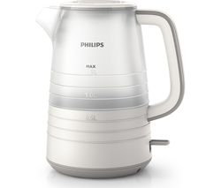 PHILIPS Daily Collection HD9334/12 Jug Kettle - White & Blue