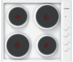 PEE682CA1 Electric Solid Plate Hob
