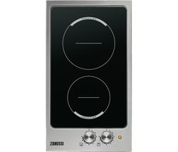 ZANUSSI ZEI3921IBS Electric Induction Domino Hob – Stainless Steel