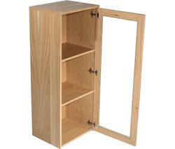 ALPHASON Oakwood AW6327-NB/C 3 Shelf Bookcase - Oak