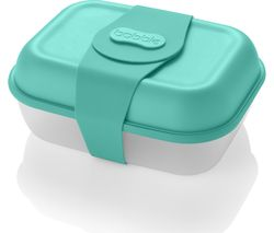 BobbleBox Rectangular 1.8-litre Lunch Box - Surf
