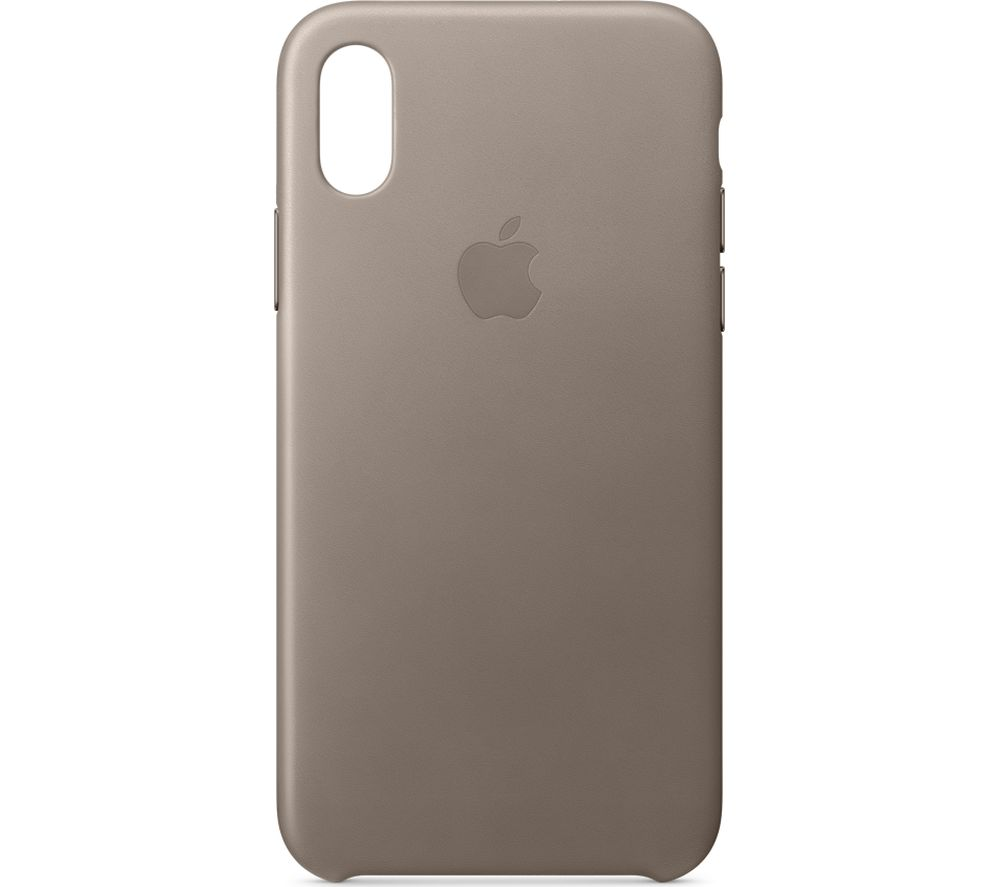 Apple iPhone X Leather Case cheapest retail price
