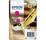 EPSON XL Pen & Crossword 16 Magenta Ink Cartridge
