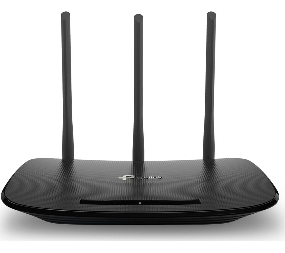 TP-LINK TL-WR940N WiFi Cable & Fibre Router - N450, Single-band