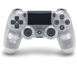 SONY Dualshock 4 Crystal Wireless Controller - Clear