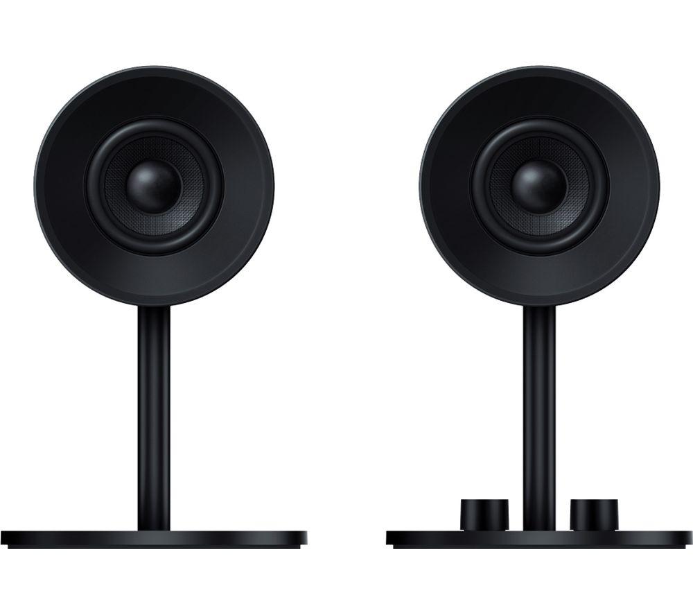 RAZER Nommo 2.0 PC Speakers - Black