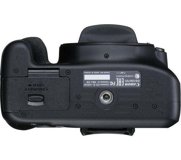 Buy CANON EOS 4000D DSLR Camera - Body Only