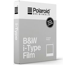 Originals i-Type B&W Film - Pack of 8