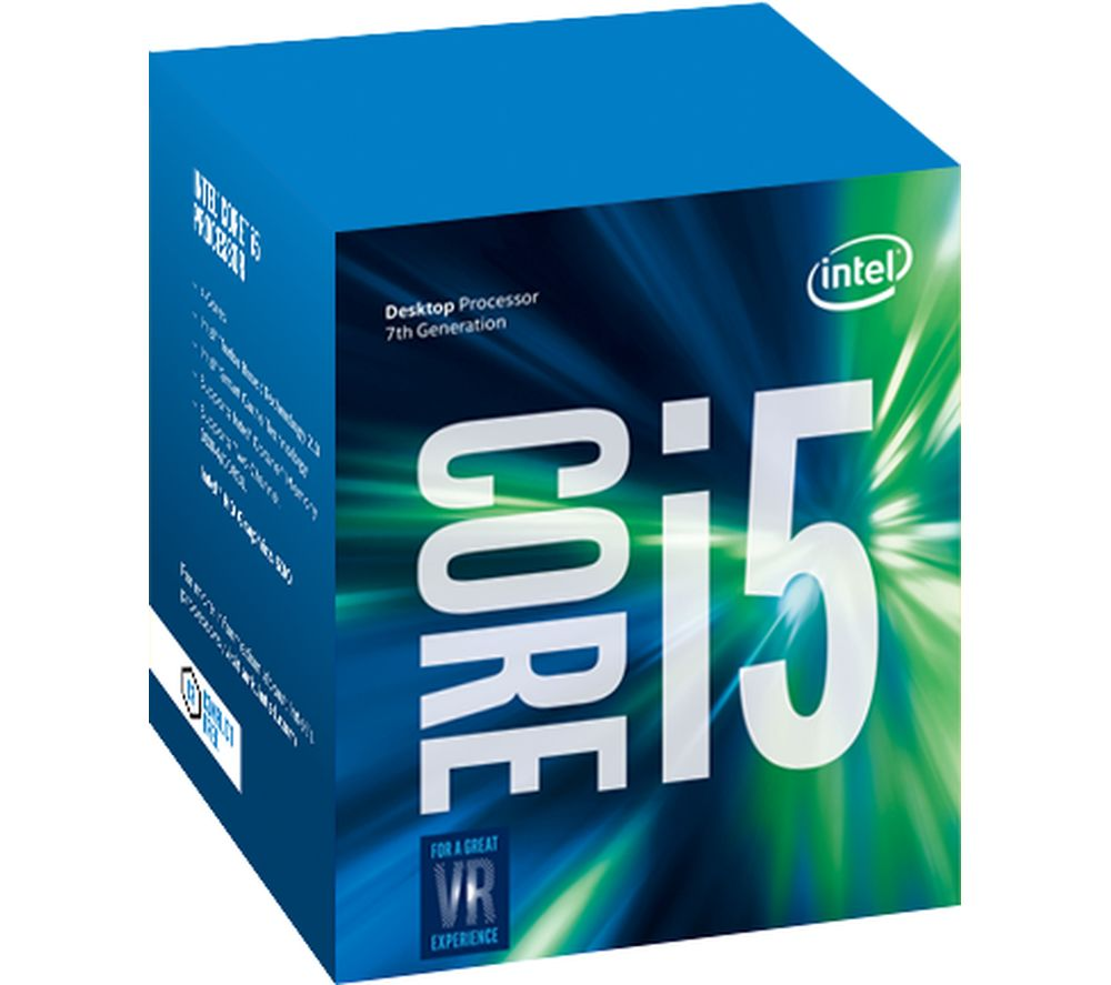 Intel® Core i5-7500 Processor