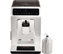 KRUPS Evidence EA893C40 Smart Bean to Cup Coffee Machine - Chrome