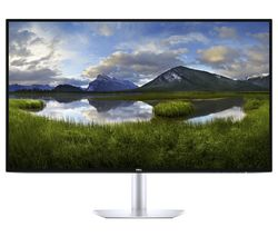 "DELL S2719DM Quad HD 27"" LCD Monitor - Silver & Black"