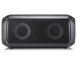 LG PK3 XBOOM Go Portable Bluetooth Speaker - Black
