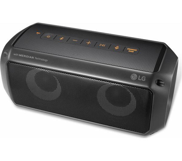 LG PK3 XBOOM Go Portable Bluetooth Speaker
