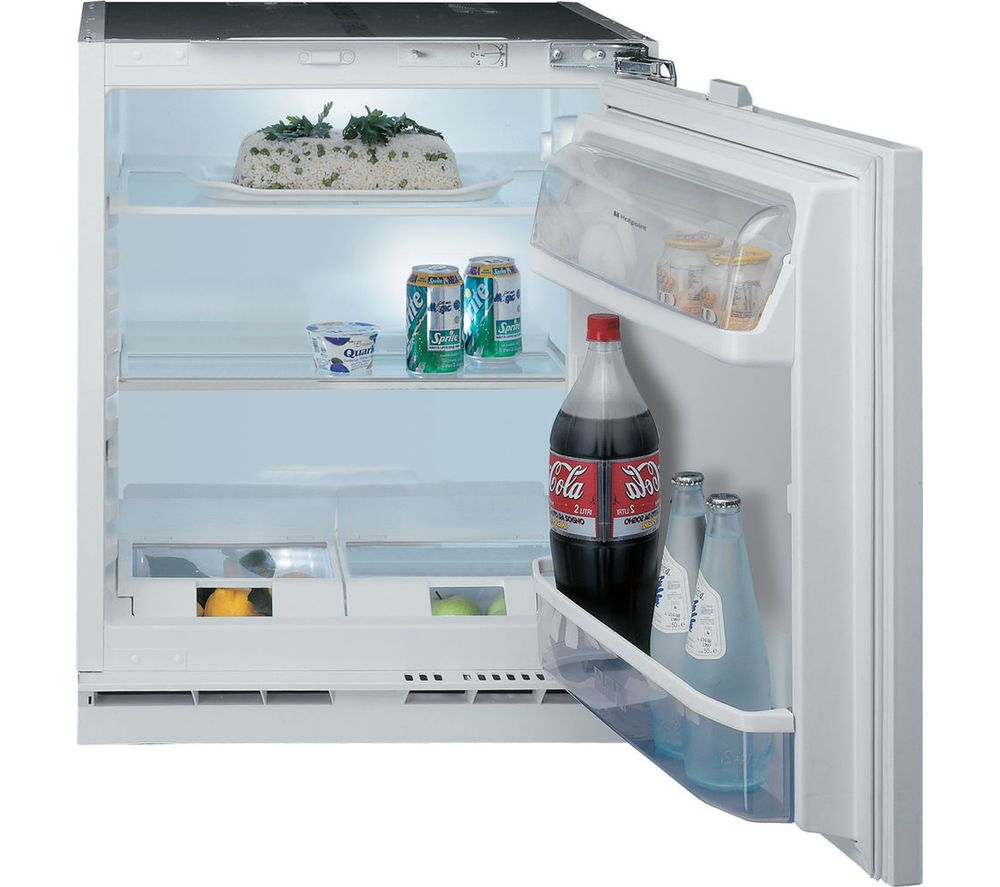 HOTPOINT HL A1.UK.1 Integrated Undercounter Fridge