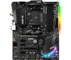 MSI B450 GAMING PRO CARBON AC AM4 Motherboard