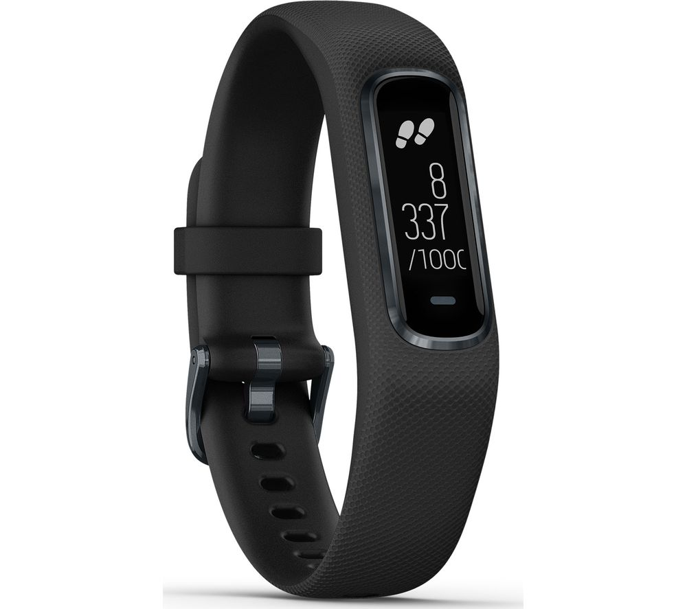 GARMIN vivosmart 4 - Black, Large