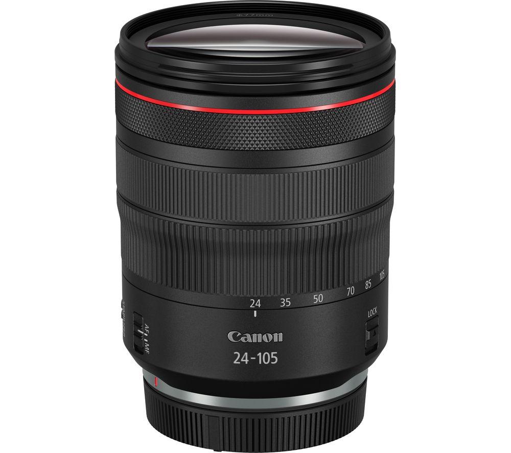 CANON RF 24-105 mm f/4L IS USM Standard Zoom Lens