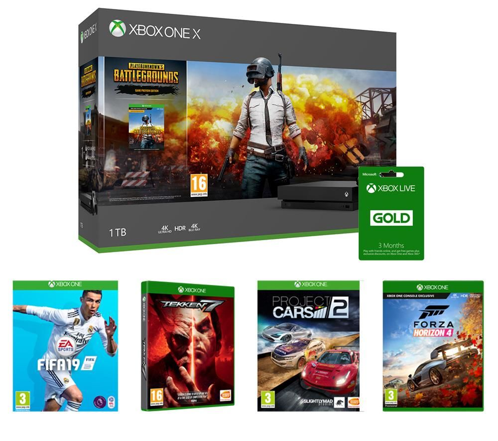 News The Best Xbox One X Bundle Deal In October 2018