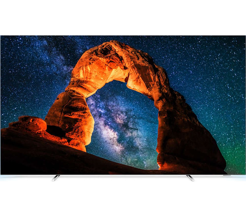 "PHILIPS 55OLED803/12 55"" Smart 4K Ultra HD HDR OLED TV"