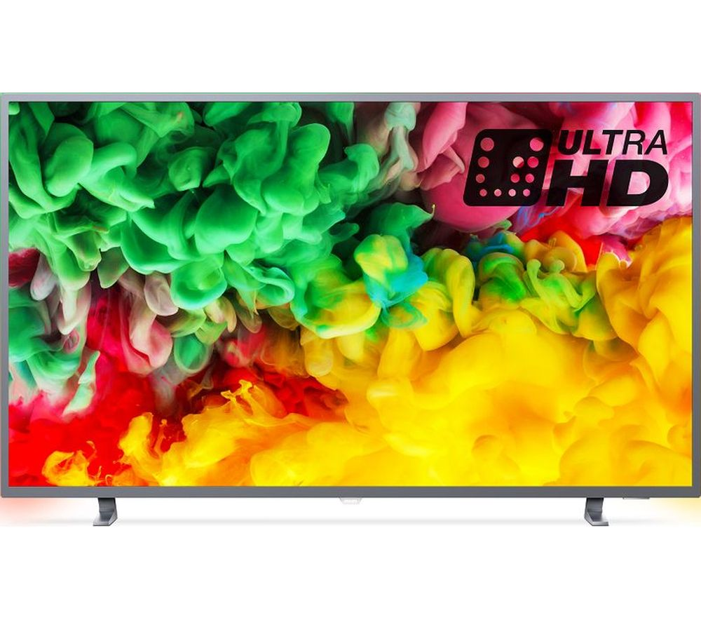 "PHILIPS 43PUS6703/12 43"" Smart 4K Ultra HD HDR LED TV"