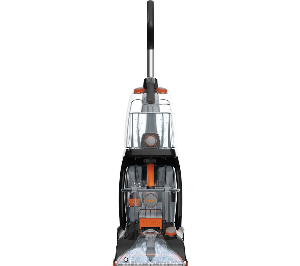 VAX Rapid Power Revive Upright Carpet Cleaner - Grey