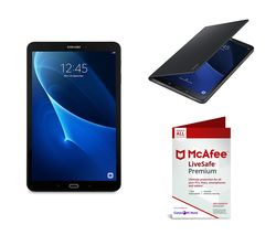 """SAMSUNG Galaxy Tab A 10.1"""" Tablet - 32 GB, Black"""