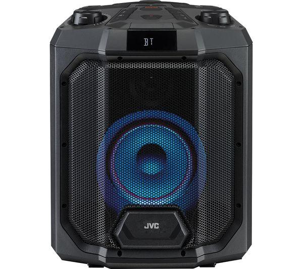 MX-D10PB Portable Bluetooth Speaker - Black