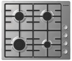 HOOVER HHW6LCX Gas Hob - Silver