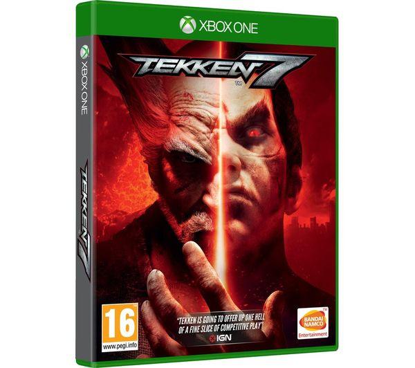 MICROSOFT Xbox One S, Tekken 7 & Project Cars 2 Bundle - 1 TB