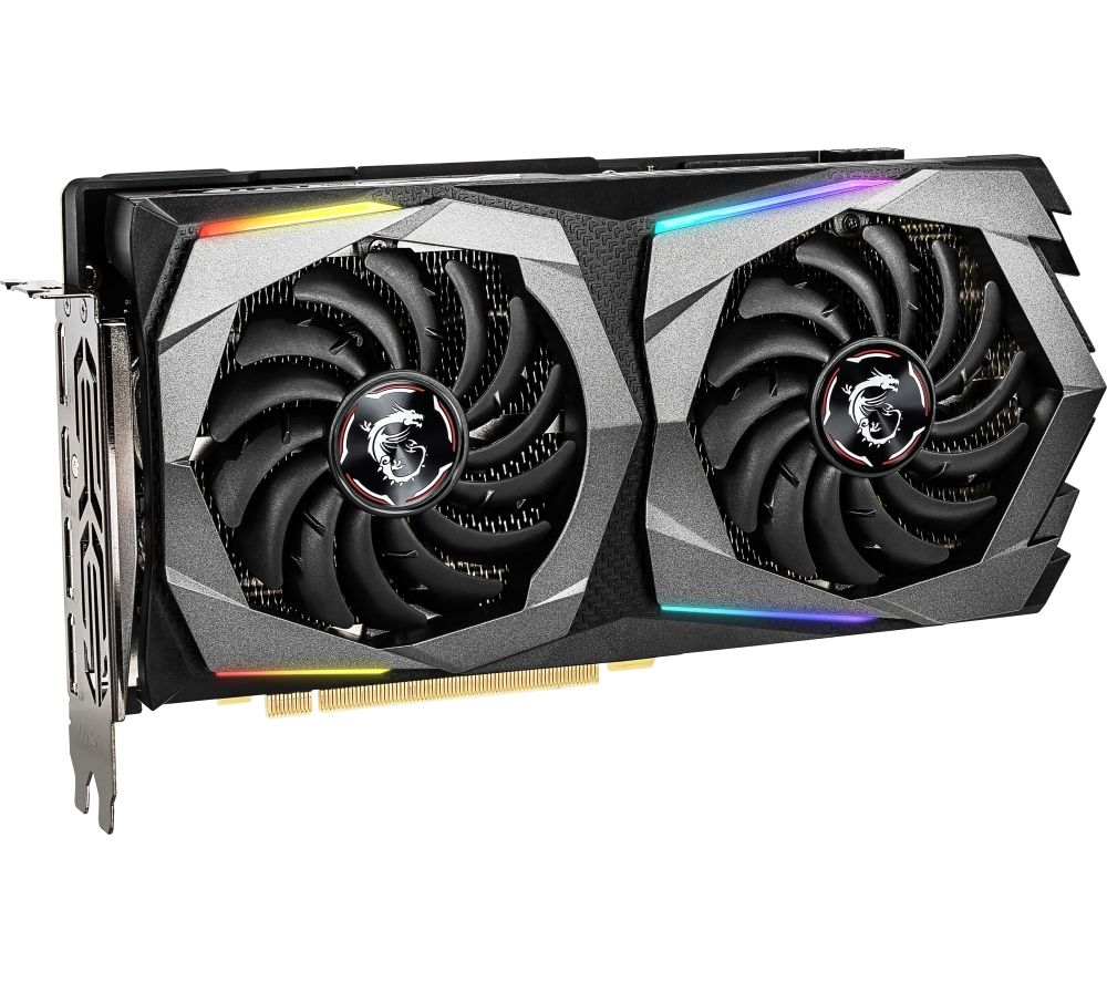 GeForce RTX 2060 8 GB SUPER GAMING X Graphics Card